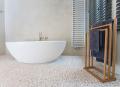 Cocoon Freestanding Bath Massive Corian Himacs