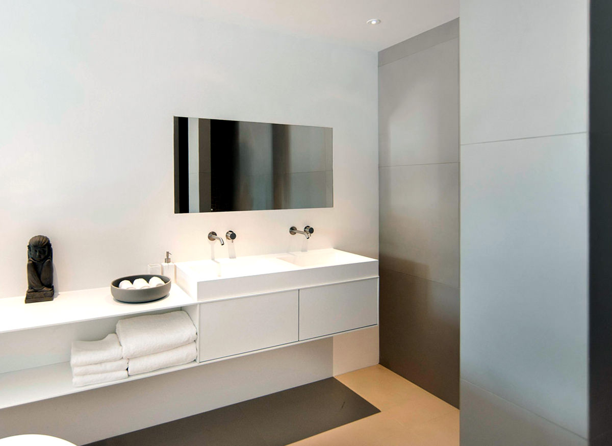 Modern Bathroom Taps Cocoon Custom 50 Made To Measure Washbasin Bycocoon
