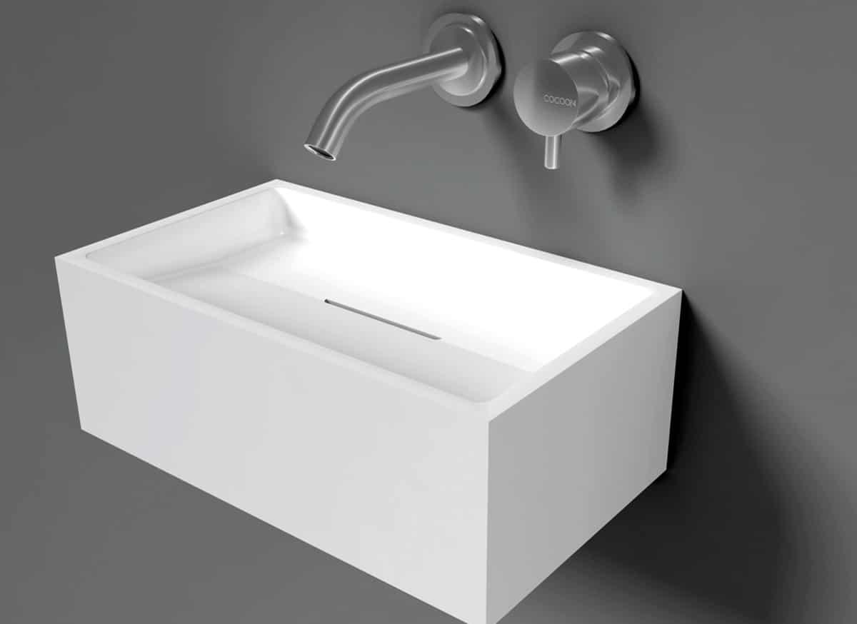 cocoon sant jordi i solid surface toilet basin bycocoon. Black Bedroom Furniture Sets. Home Design Ideas