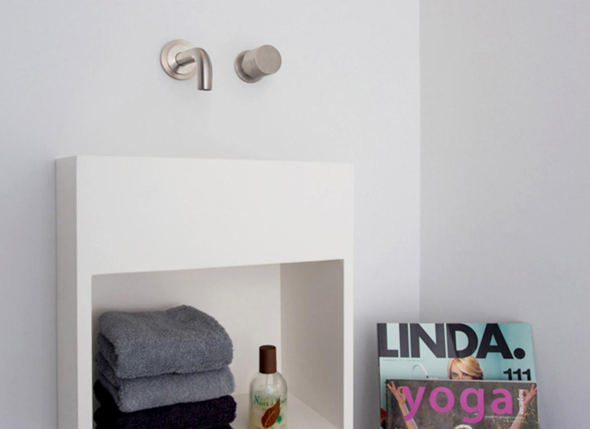 COCOON Sant Jordi II Toilet basin with shelf  Bycocoon # Wasbak Hangen_213501