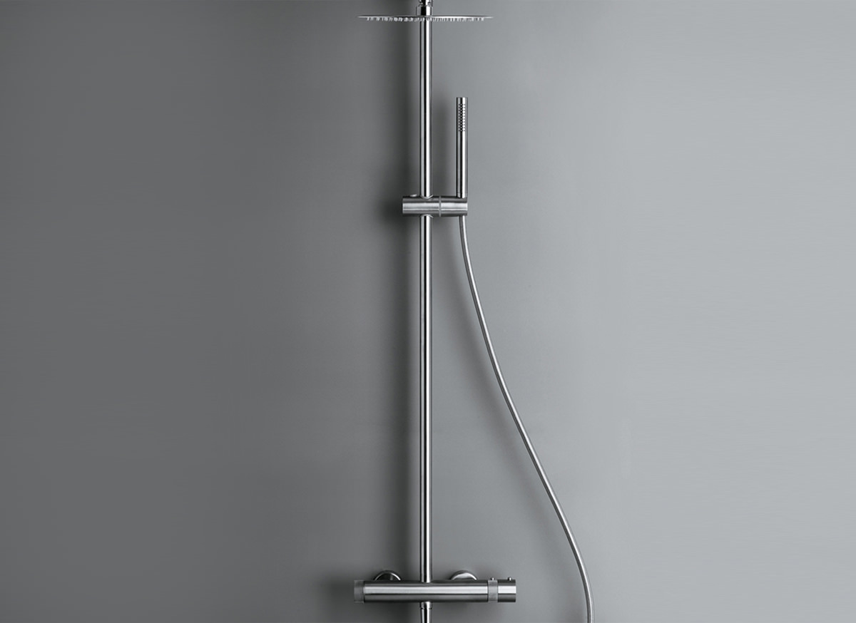 Cocoon mono set rain shower column bycocoon
