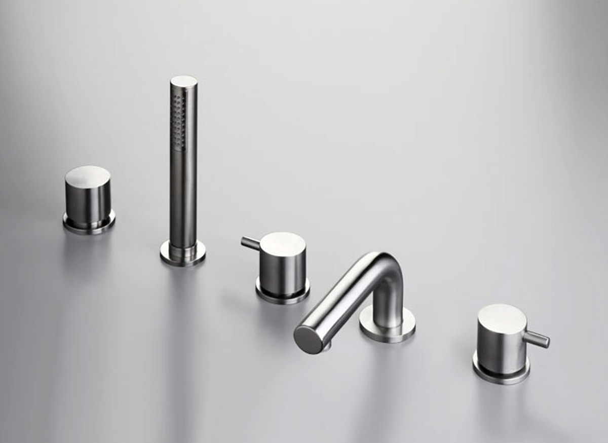 Stainless Steel Bathroom Faucets My Web Value