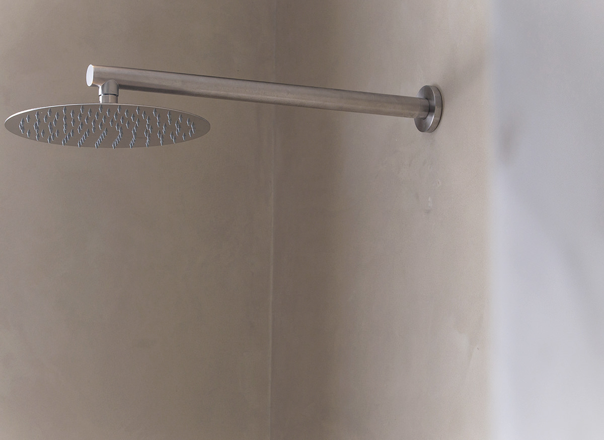 cocoon rain shower head round ceiling fixing 1COCOON RAIN25 Rain shower   Bycocoon. Rain Shower Head From Ceiling. Home Design Ideas