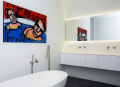 thermostatic-bath-mixer-in-design-bathroom