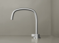 COCOON PB SET11 Deck mounted basin mixer with swivel spout
