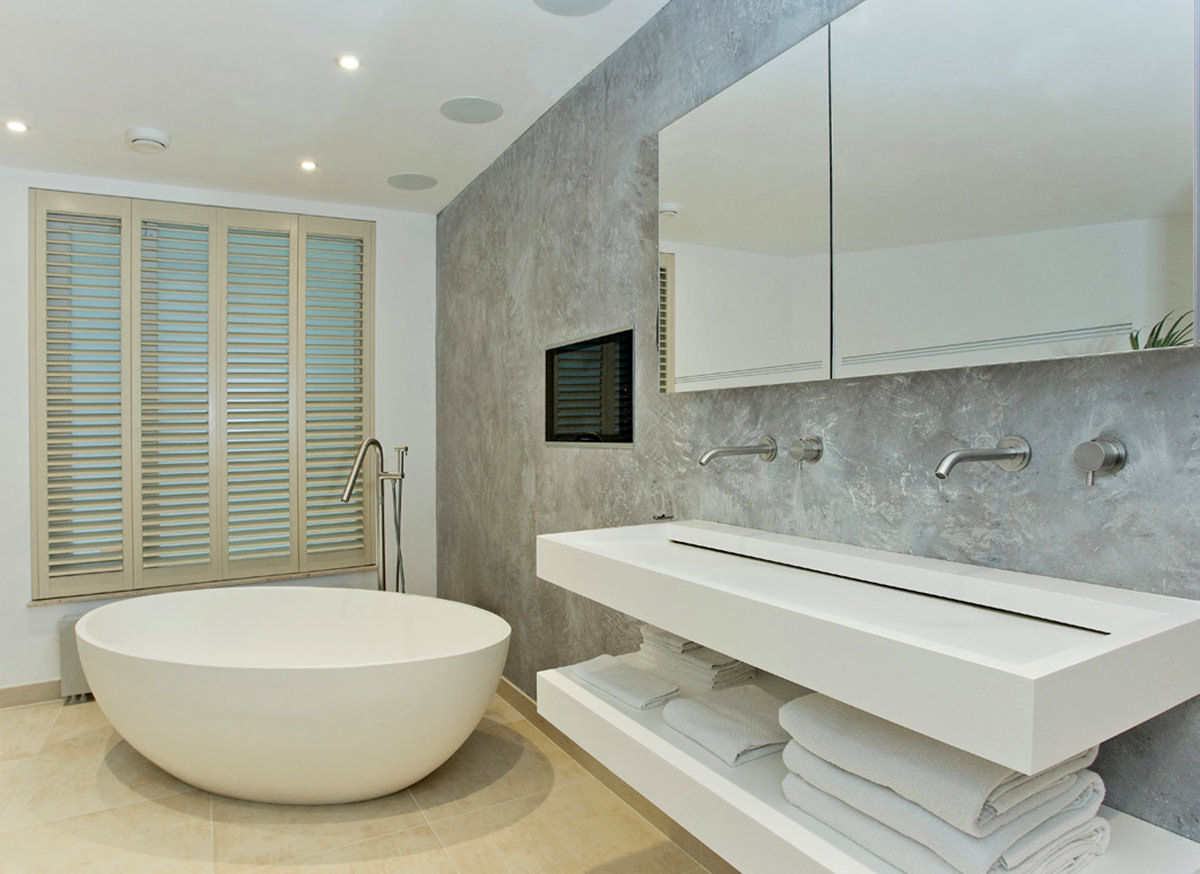 Cocoon zen free standing bathtub bycocoon for Eco friendly bathroom remodel