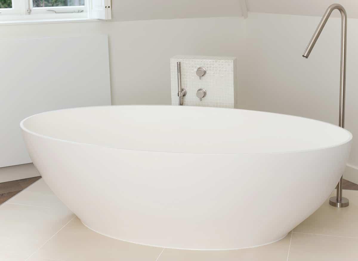 Rvs Kranen Badkamer : Minimalistische natuur in badkamer te veldhoven fors design