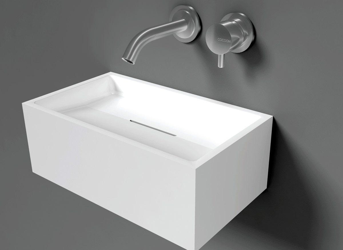 Cocoon san jordi i wasbakje voor toilet bycocoon