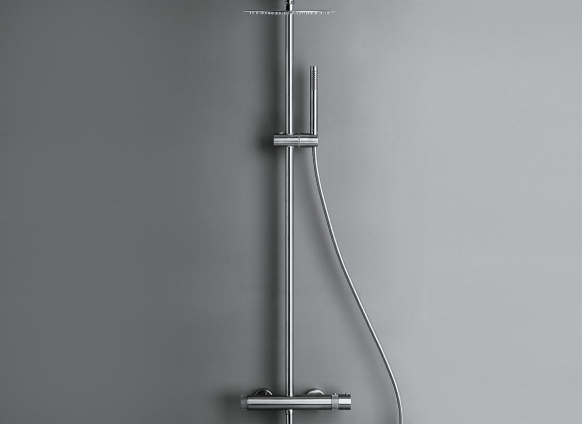 COCOON MONO SET32 Rain shower column - Bycocoon