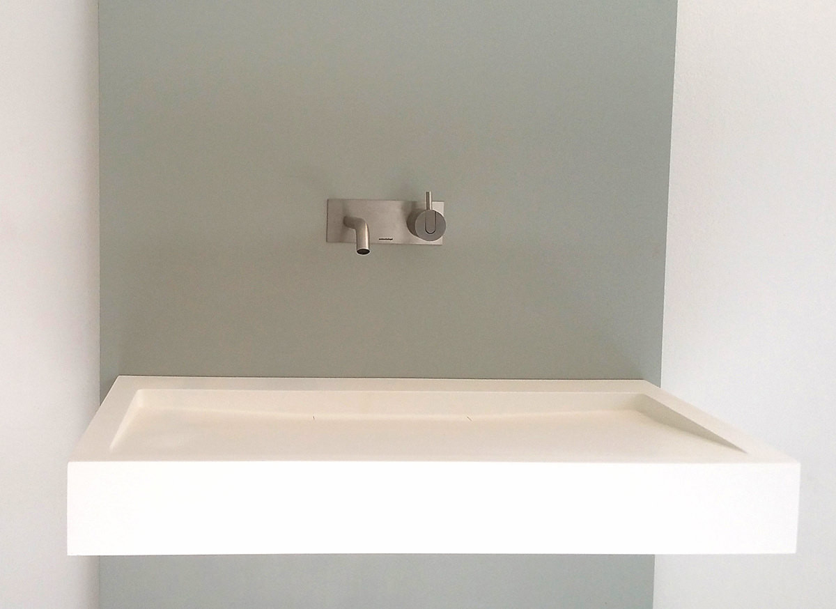 Cocoon Sant Jordi Ii Toilet Basin With Shelf Bycocoon