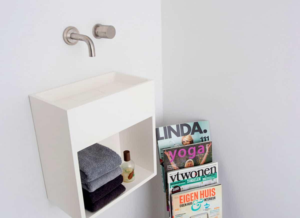 Cocoon san jordi ii toilet wasbakje bycocoon
