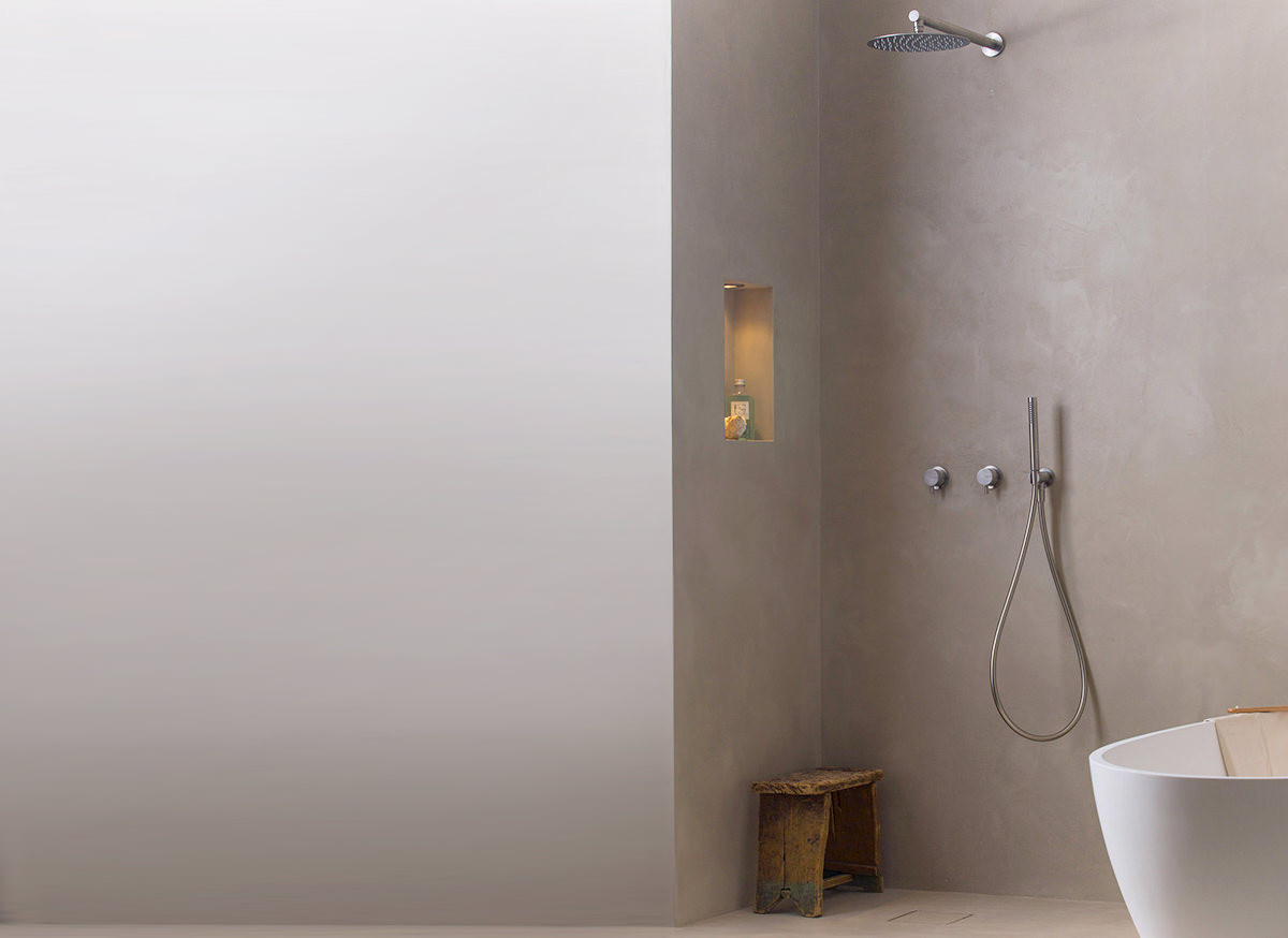 COCOON MONO SET20 Complete Rain shower set - Bycocoon
