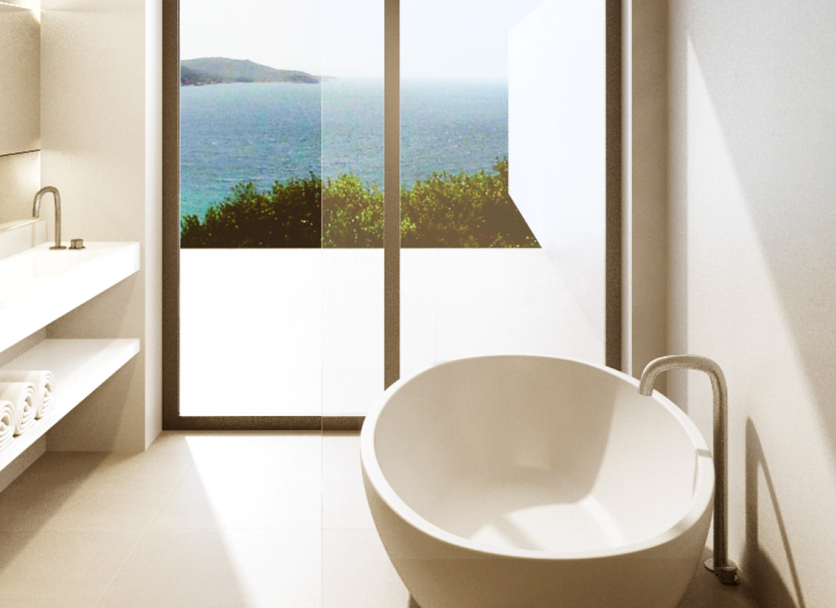 COCOON Zen Free standing bathtub - Bycocoon