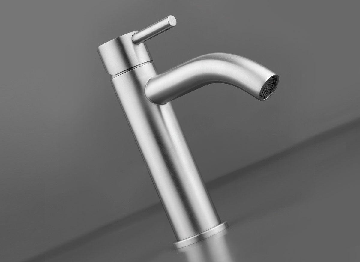 Cocoon Mono 09 Deck Mounted Basin Toilet Tap Bycocoon