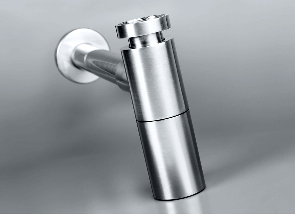 Inox bathroom accessories archives bycocoon for Stainless steel bathroom accessories