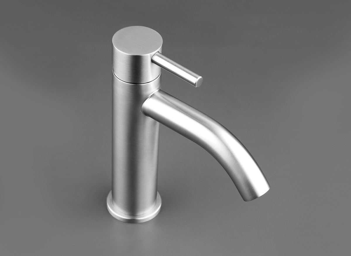 COCOON MONO 09 Deck mounted basin/toilet tap - Bycocoon