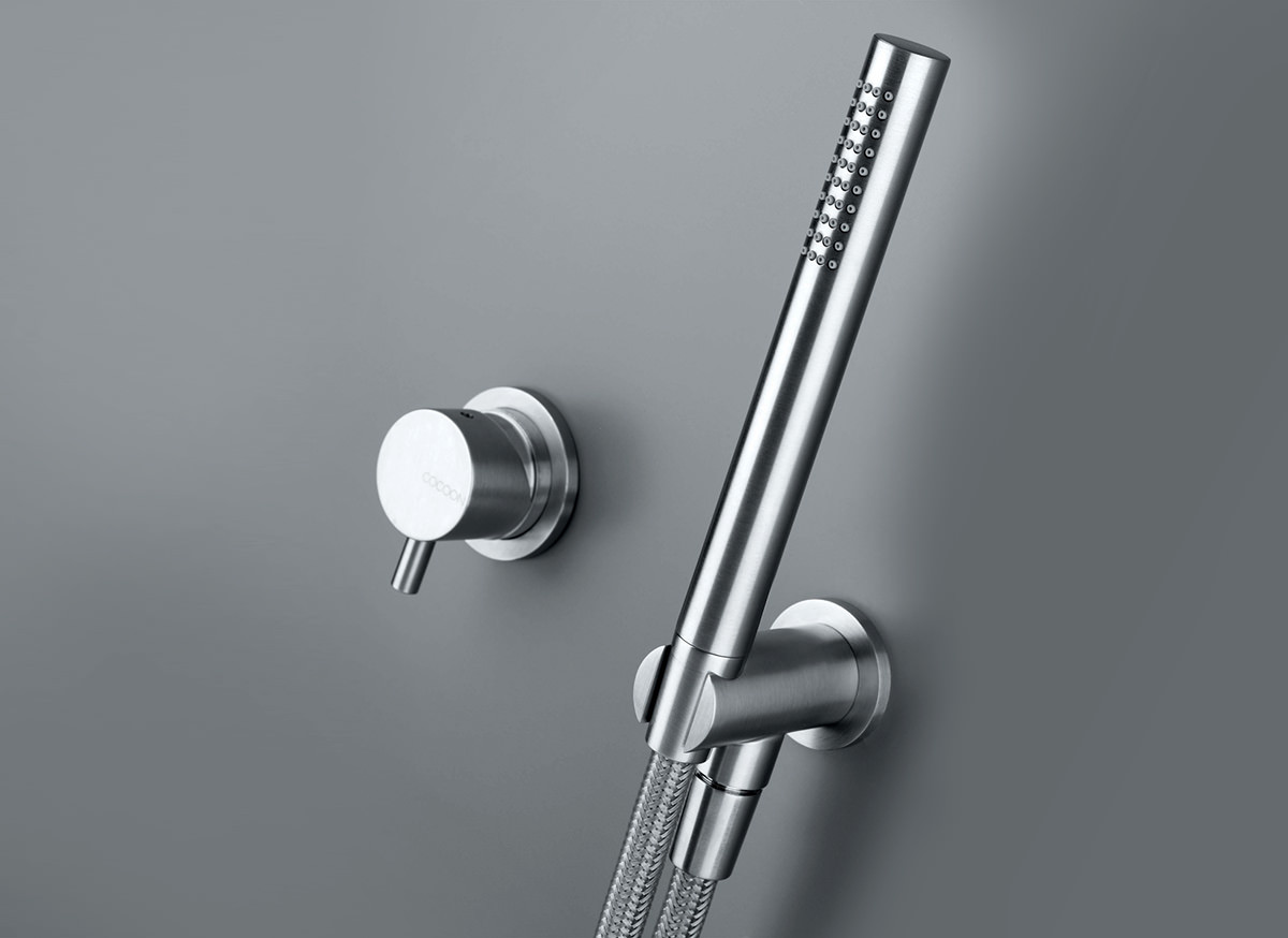 Inox shower sets archives bycocoon for Wastafel kitchen set