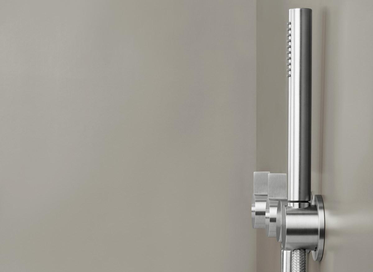 Série de douche à main PB SET23 avec 2 mitigeurs de douche