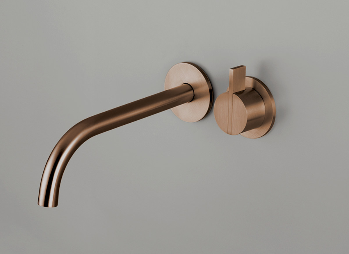 Wall Mounted Kitchen Mixer
