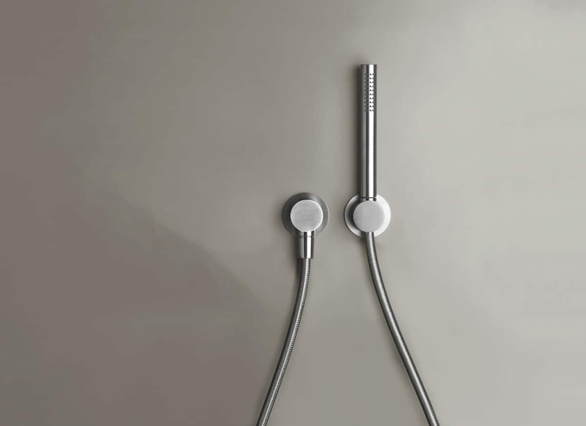 COCOON PB 32 - inox hand shower set - Bycocoon