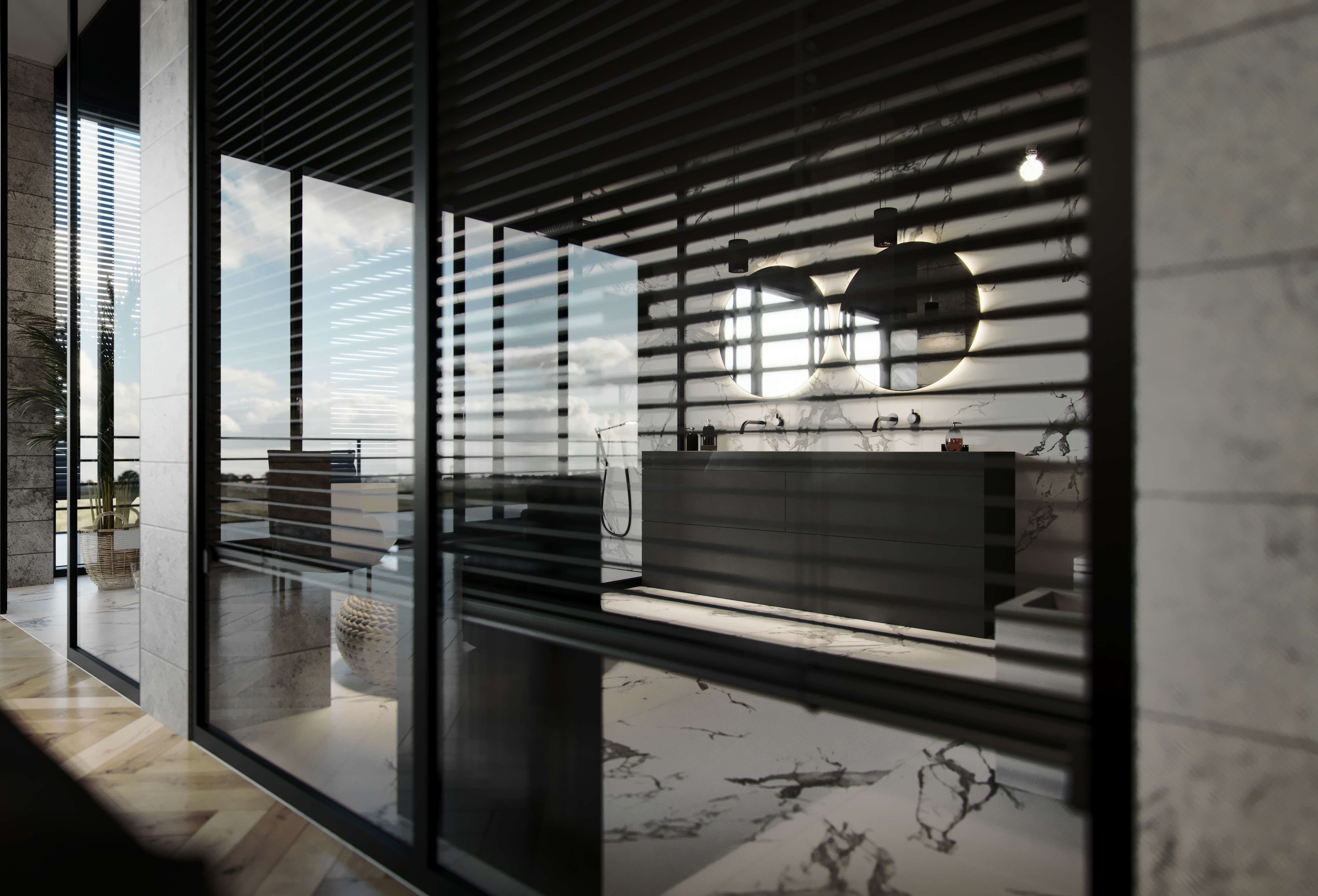 Contemporary Penthouses Bycocoon