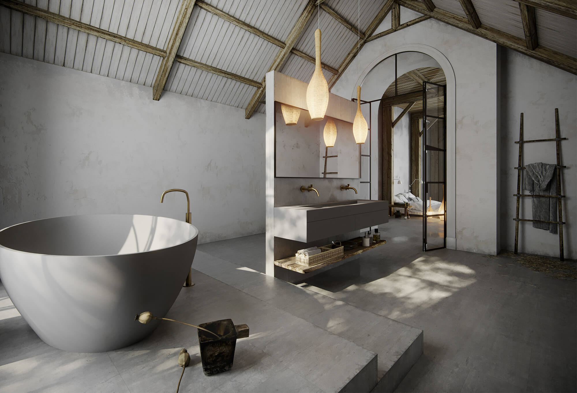 Modern bathroom design bycocoon bycocoon
